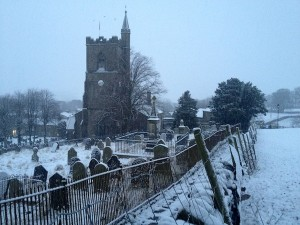 St Margaret's Church and Graveyard, Hawes