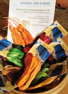 bowlful of threads