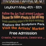 The Dales Festival of Art, Leyburn 4th-6th May 2013
